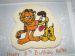 Garfield and Odie Cake