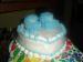Zapatitos Cake