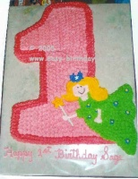 1st birthday cakes picture