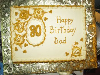 Fantastic 80Th Birthday Cake Ideas A Wonderful Birthday Cake Funny Birthday Cards Online Alyptdamsfinfo