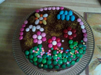 A Touch of Spring Cake