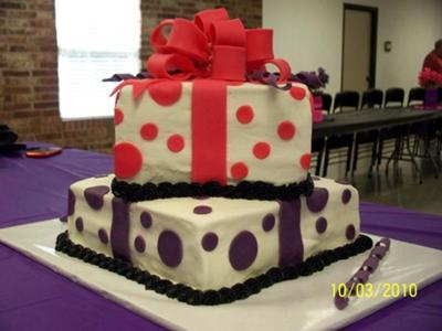 Ambers gift box cakes negle Image collections