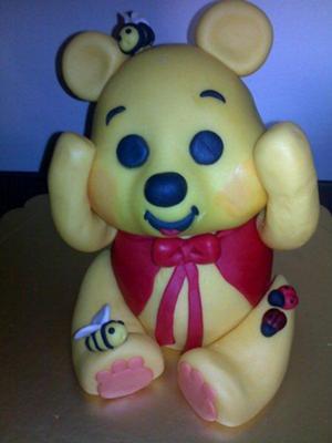 Baby Winnie the Pooh Cake