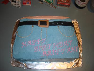 Belted Hip Cake