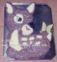 Bambi Cake