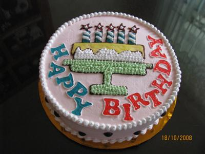 Cake On Cake