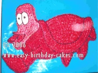 Cake Photos from The Little Mermaid