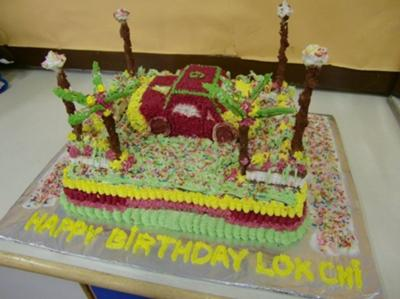 Lok Chi Birthday  Cake