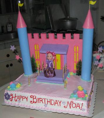 My Princess Cake