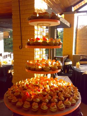 Cup Cake Structure