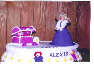 Dress-Up Cake