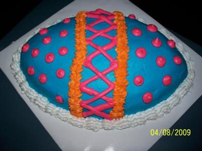 Another Egg Cake
