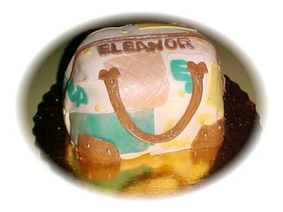 Eleanor's Purse Cake