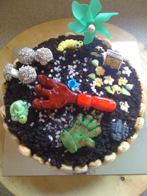 Pappy's Gardening Cake