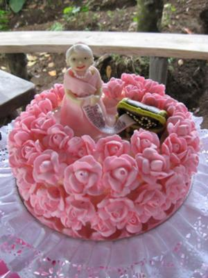 Pleasing Grandma Sallys Treasures 90Th Birthday Cake Funny Birthday Cards Online Chimdamsfinfo