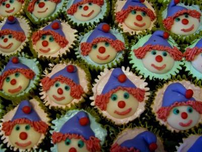 Gymboree Cupcakes