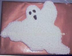 ghost halloween cake recipes