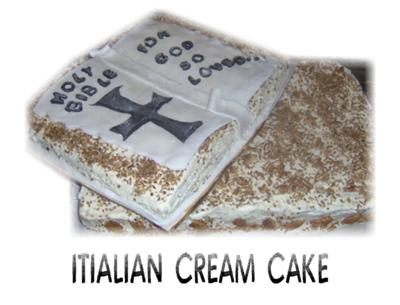 Bible Cake 1