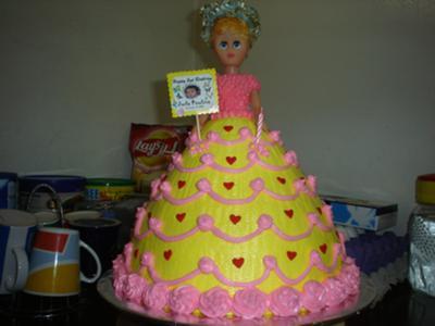 Jude Pauline's Cake