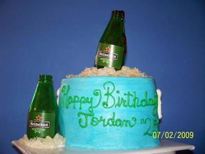 Jordan's Beer Cake