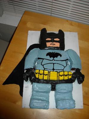 Pleasant Lego Batman Birthday Cake Personalised Birthday Cards Akebfashionlily Jamesorg
