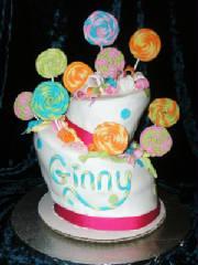 LolliPop Haven Cake