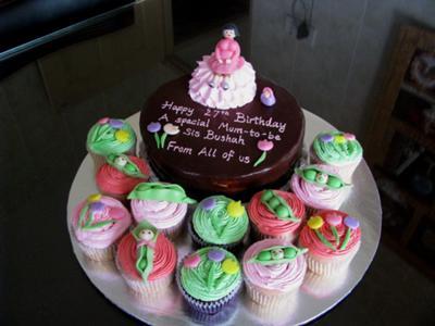 Mum-To-Be Birthday Cake