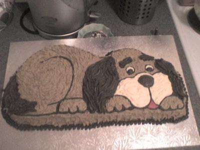 My Doggy Cake