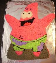 Patrick Cake