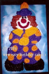 picture of a clown