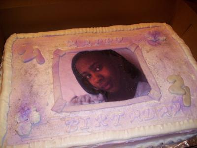 Picture Perfect Cake