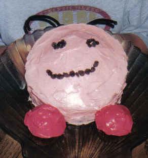 Pokemon Critter Cake