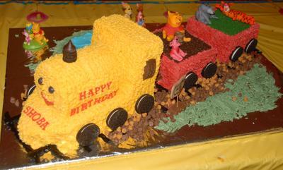 Pooh & Friends Choo Choo Train