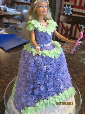Front of the Cake