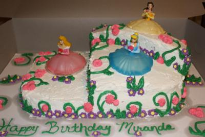 Princess Cake for a Princess