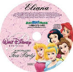 Princess Music CD
