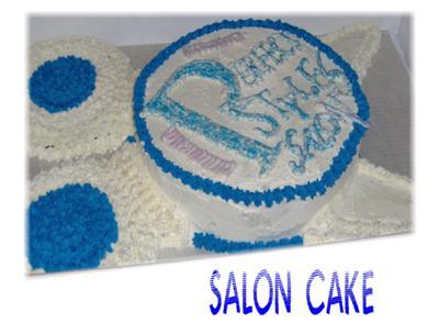 Salon Cake