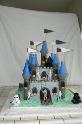 Sergio's Castle Cake