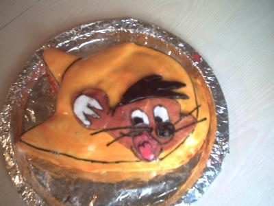 Speedy Gonzales Cake