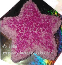 star cakes