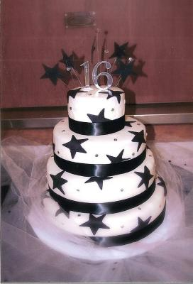 Birthday Cake Ideas on Cake   Sweet 16 Birthday Party Ideas How To Articles And Videos