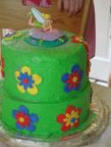 Tinker Bell Cake