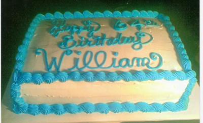 William's Simple Cake