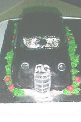 35 Ford Cake