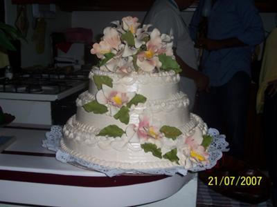 70th Birthday Cake