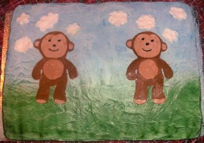 A Monkey Cake