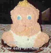 baby cake picture