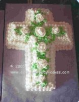 baptism cakes picture
