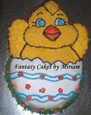 East Chick Cake
