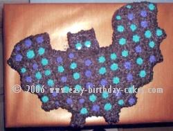 bat halloween cake ideas